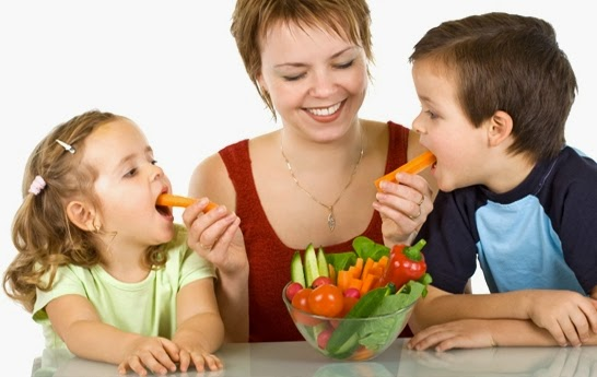 vegetable recipe for kid