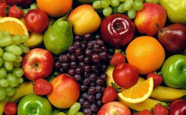 seasonal fruits chart in