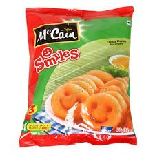 Kids give a new twist to mccain Smiles Canapes