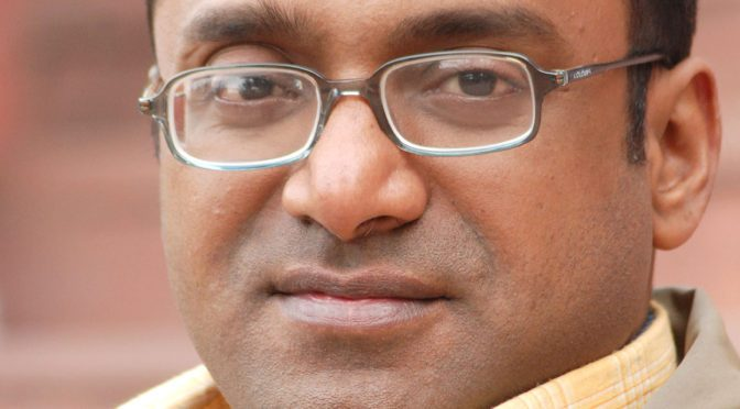 Sajeev Sarathie: This Keralite is a well-known Hindi Lyricist, Poet and Writer