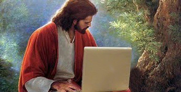 If Jesus Christ were a blogger
